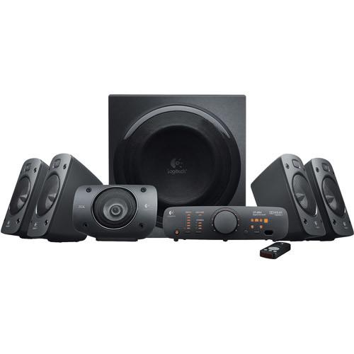 Logitech Z906 5.1 Speaker System $200 + FS