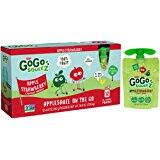 Many Varieties Gogo SqueeZ Apple Sauce Pouches 72 pack, $5.98 Amazon Prime Pantry