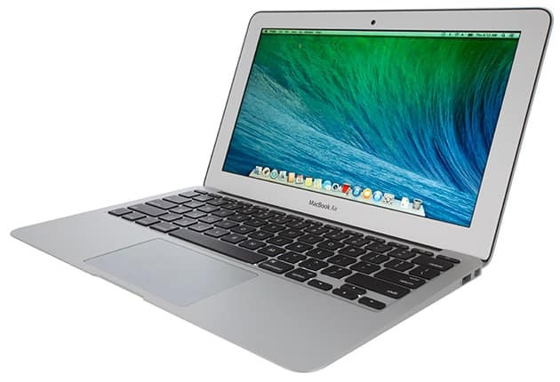 """11-inch 2014 MacBook Air (""""Grade B"""" Refurbished, With 3 Months AppleCare) $498 + $5 Shipping"""