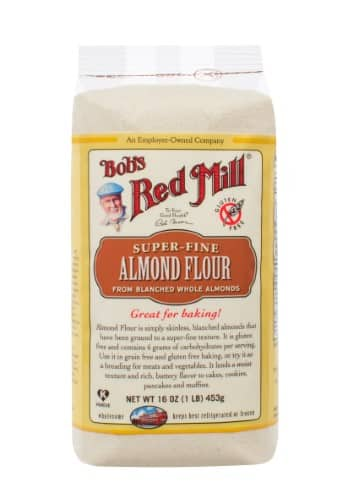 Bob's Red Mill Super-Fine Almond Flour For Low Carb & Keto Baking 16-Oz (Pack of 4) $5.68