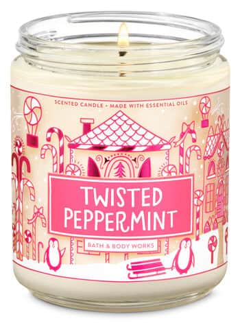 Bath & Body Works--All Single Wick Candle $5.95 (in store & online) ONLY 12/11