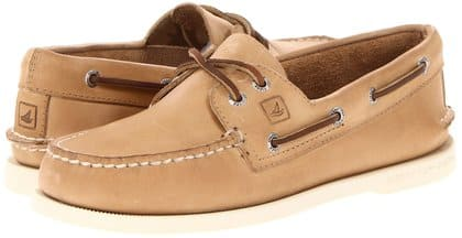 Sperry's Men's Authentic Original Boat Shoes (Oatmeal) - $37.09+Tax. Free 2-day Shipping w/ Coupon