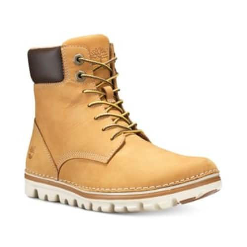 Timberland Women's Brookton Lace-Up Boots $84.14@macys