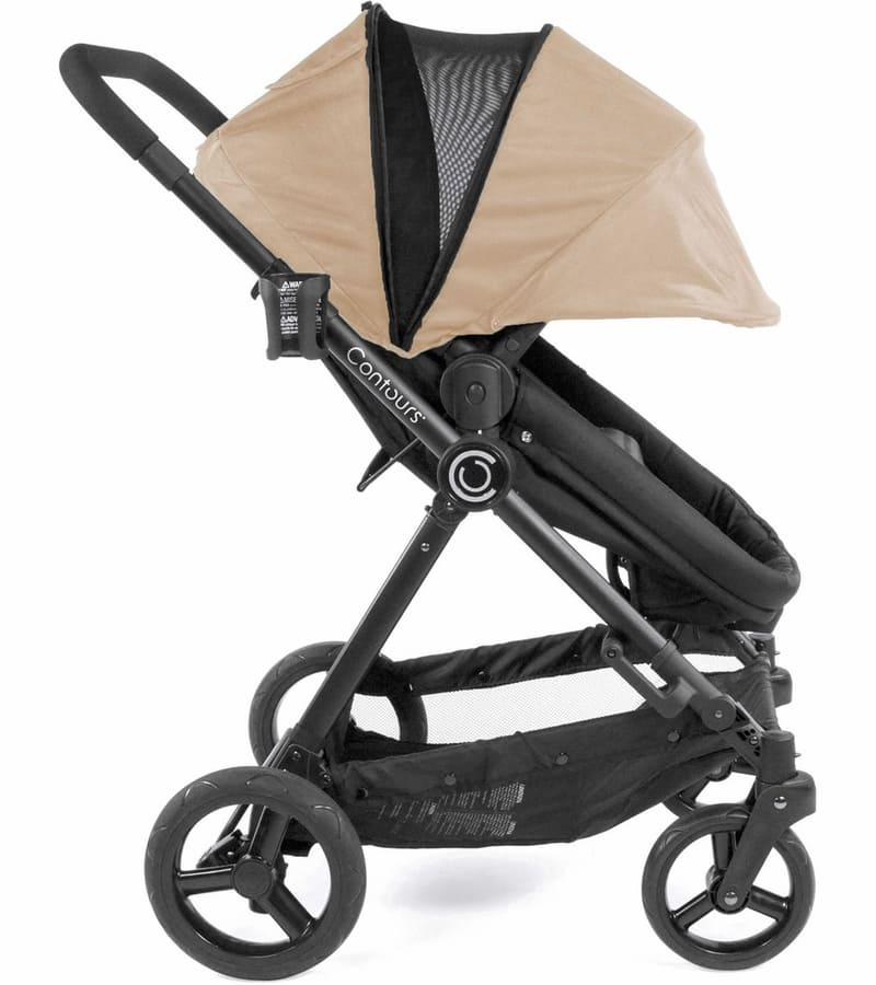 Contours Bliss 4-in-1 Convertible Stroller $169.99@albeebaby