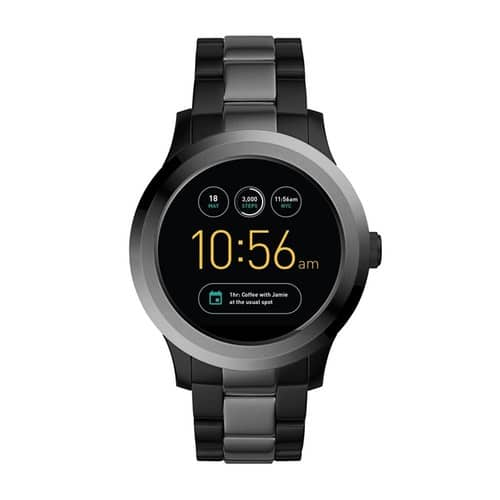Fossil Gen 2 Smart Watch - Q Founder Two-Tone Stainless Steel $123.19+ fs @amazon