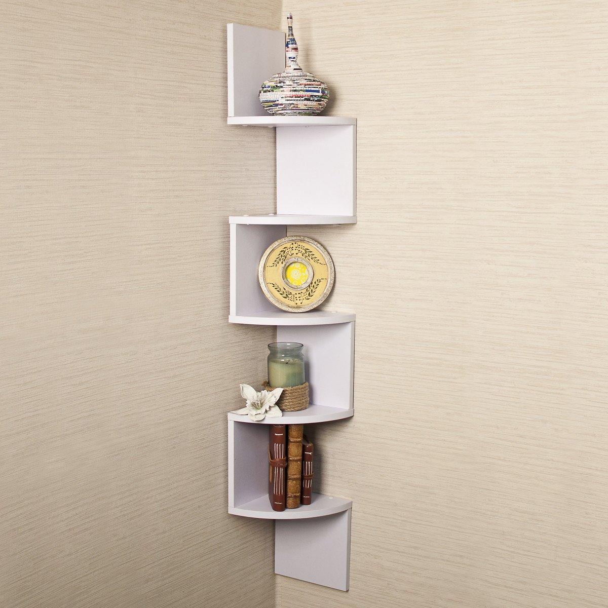Ridgeway Corner Wall Shelf $29.97 $30