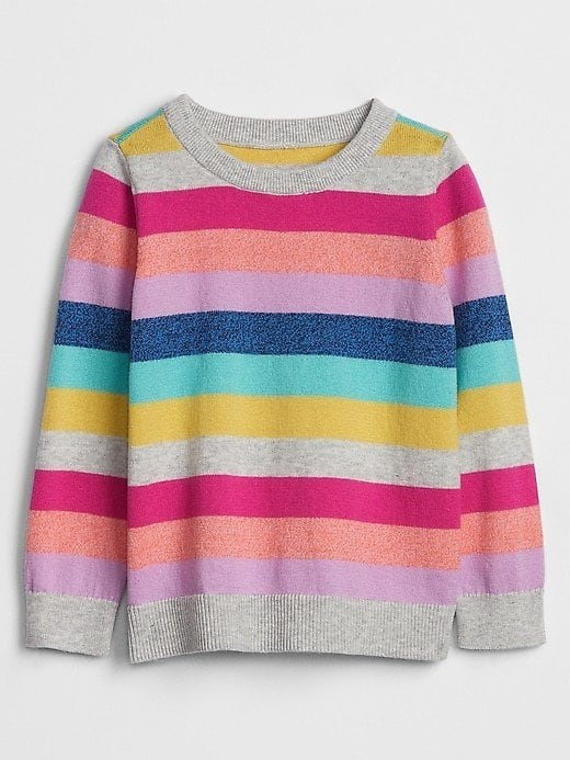 Toddler Intarsia Graphic Sweater $9.99 + fs