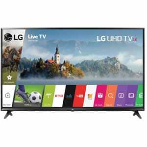 """Active again!!!  LG 65"""" 65UJ6300 4K HDR Smart LED TV - BACK - SATURDAY ONLY @ FRY's with UPDATED Promo code - 699$ (Promo inside)"""