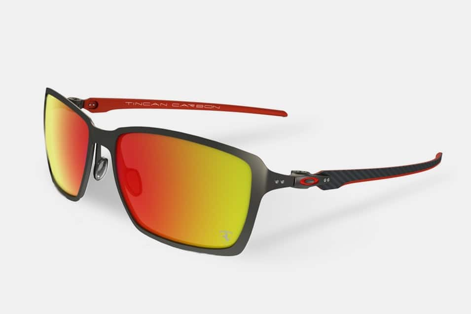 Active again - Oakley Scuderia Ferrari Carbon Sunglasses @ Massdrop + Free Ship $99.99