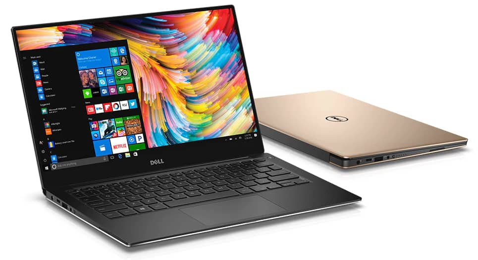 Dell XPS 13 - 9360 (Certified Refurbished), i7-8550U, 256GB SSD, 8GB RAM, 1080p $780