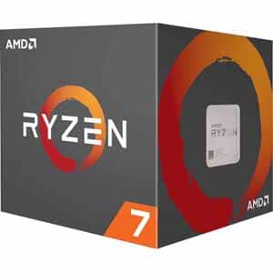 AMD 2nd Gen Ryzen 7 2700 AM4 Desktop Processor ($289.99 with promo code)