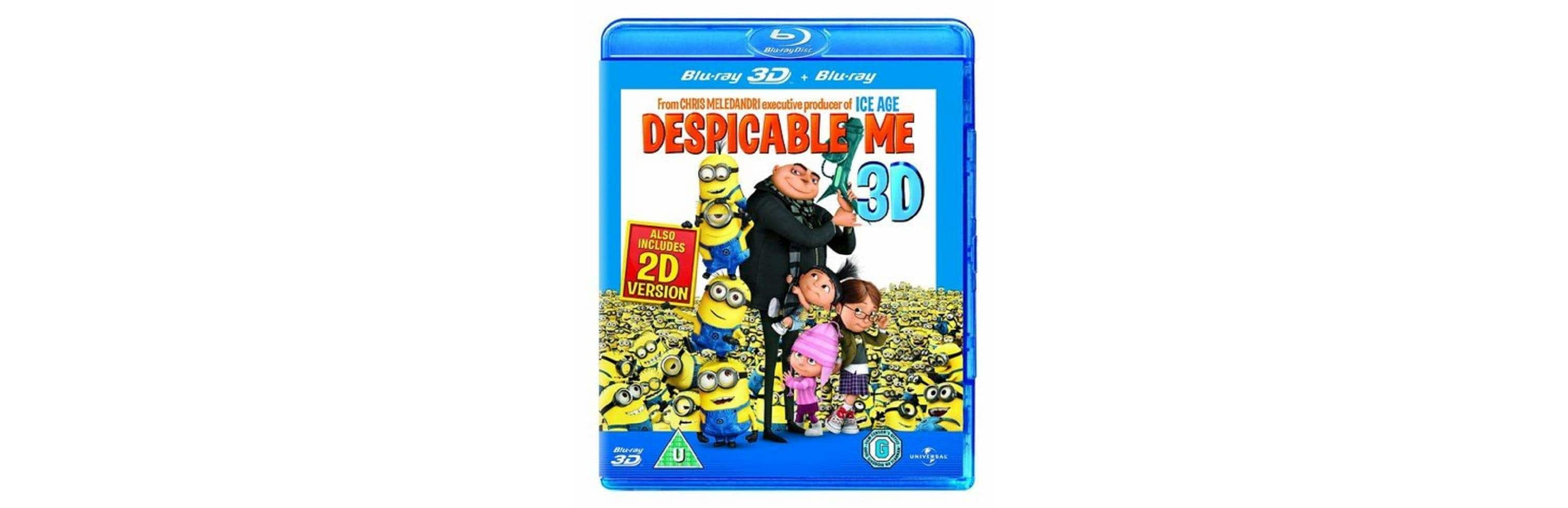 Target in store only - Despicable Me 2 3D Blu ray $10.00 + tax