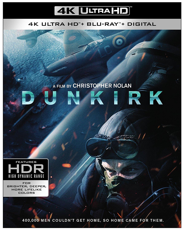 Dunkirk 2017 UHD 4k $13