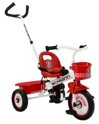 Schwinn Easy Steer Tricycle, Red/White $44.86