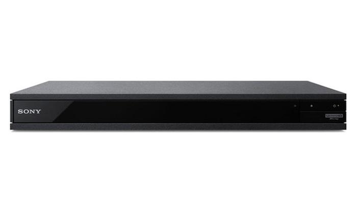 Sony 4K Ultra 4K Blu-Ray Player (UBP-X800) $138.99