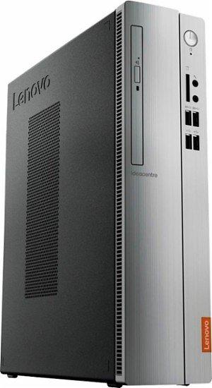 Lenovo - 310S-08IAP Desktop - Intel Pentium - 4GB Memory - 500GB Hard Drive - Silver $229.99 + FS