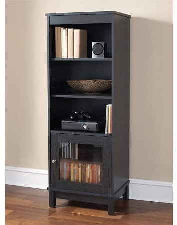 Mainstays Media Storage Bookcase $69.00