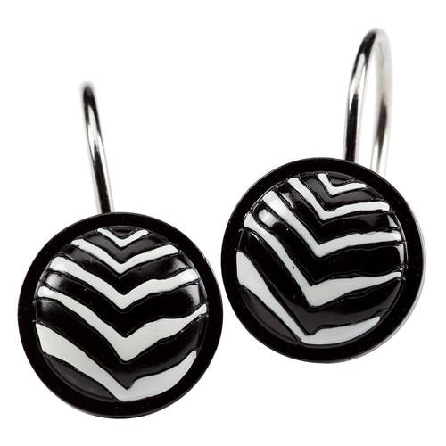 Creative Bath Zebra Shower Hooks $6.84