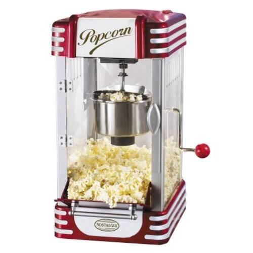 Nostalgia Electrics Retro Kettle Popcorn Maker $40