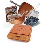 Copper Chef Induction Cooktop $49.99 w/fs