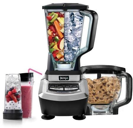 Ninja Supra Kitchen Blender System with Food Processor and Single Serve Cups (BL780)$99 +Free Shipping