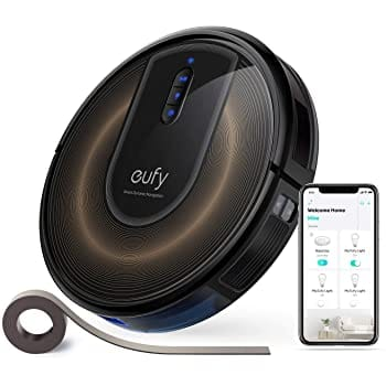 eufy by Anker, RoboVac G30 Edge, Robot Vacuum with Smart Dynamic Navigation 2.0, 2000Pa Suction, Wi-Fi, Boundary Strips - Oct 27th Only $230