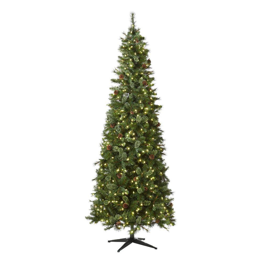 Extreme YMMV - 9 ft. Pre-Lit LED Alexander Pine Artificial Christmas Tree and other Xmas items 75% off in-store