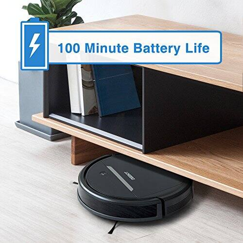 ECOVACS DEEBOT OZMO 601 Robotic Mop & Vacuum Cleaner with Innovative Mopping System, Wi-Fi Connected App, for Hardwood & Tiles Floors $302.99