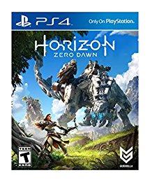 Horizon Zero Dawn - Sony Playstation PS4 @ Amazon $19.99