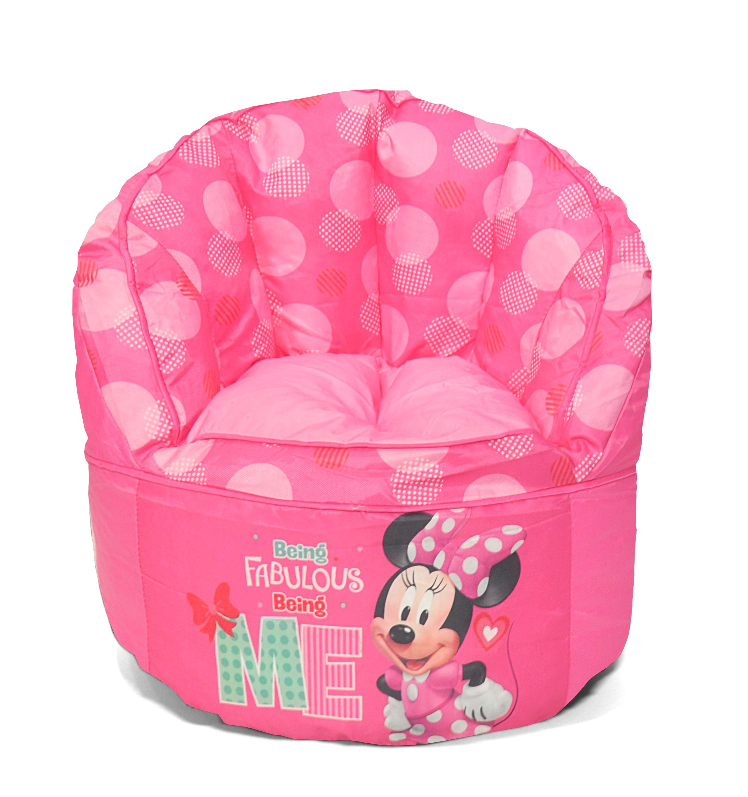 Disney Minnie Mouse Kids Bean Bag Chair $15.00