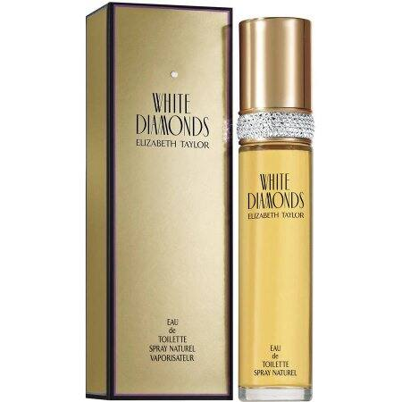 Elizabeth Taylor White Diamonds Eau De Toilette Spray $22.09 @ Walmart