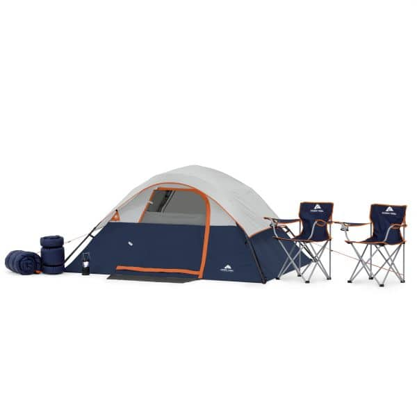 Ozark Trail 6 Piece Camping Combo $25.00 B&M YMMV