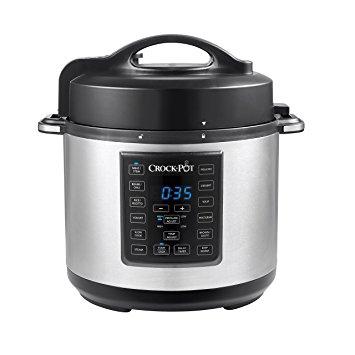 Crock Pot 6 QT Pressure Cooker-$54.99 @ Amazon