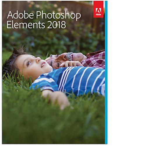 Adobe Photoshop Elements 18 (Mac), Download Version $69.99