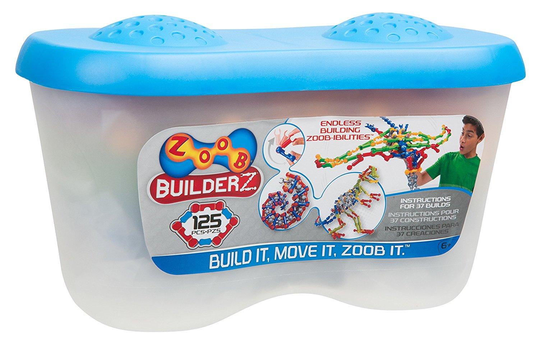 Zoob BuilderZ 125 Piece Kit $11.96