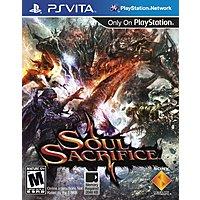 Amazon Deal: Soul Sacrifice PS Vita $8.00 + FS w/Prime on Amazon