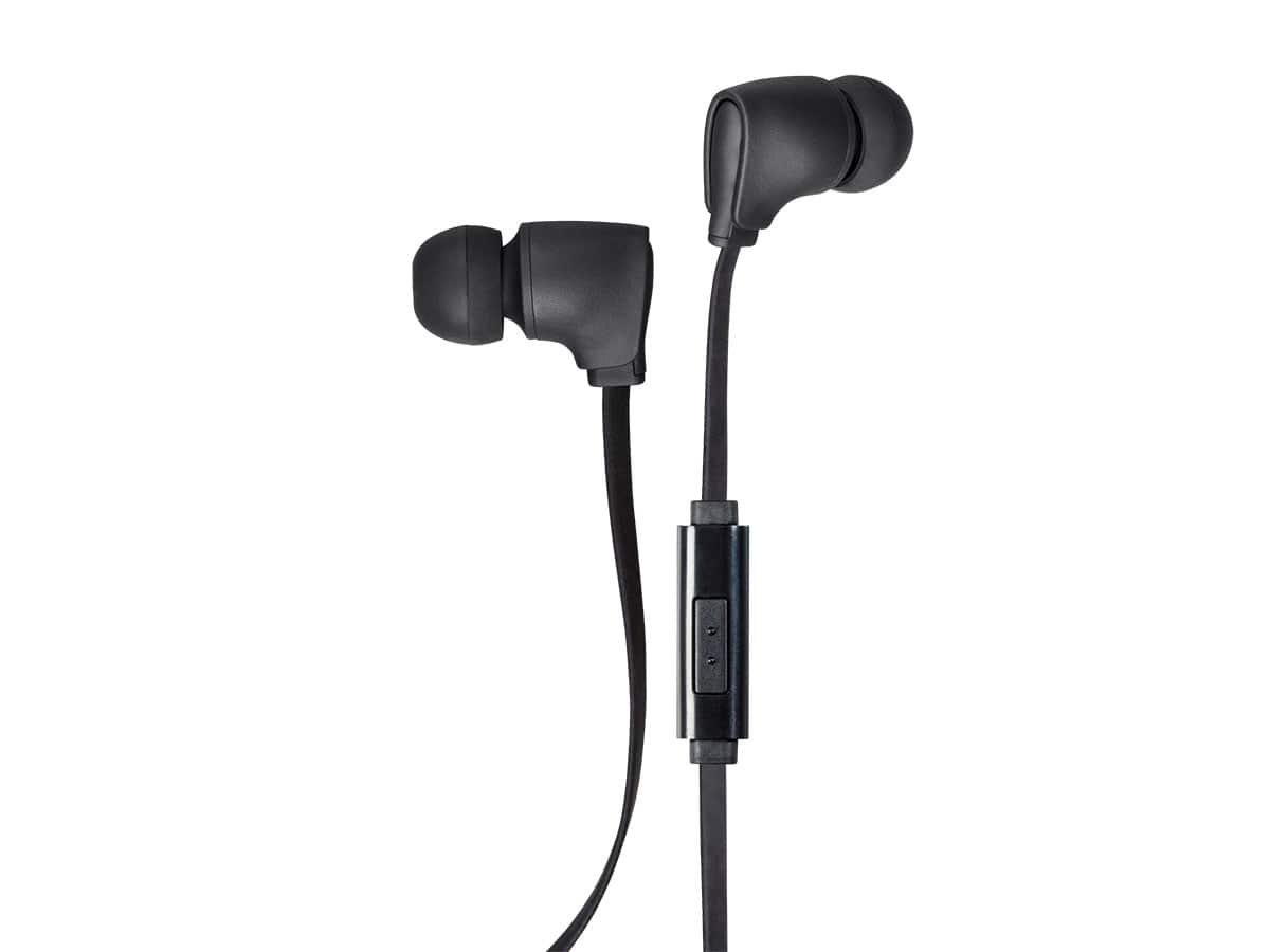 Headphone (earbuds) with mic $1.99