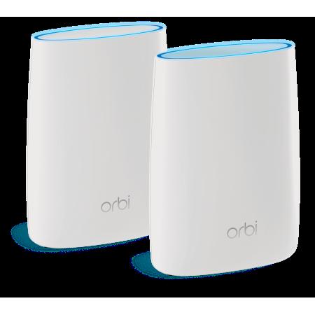 NETGEAR Orbi AC3000 (RBK50) Tri-Band WiFi router system. $184 @Walmart YMMV