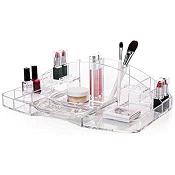 Transparent Organizer with 10 Compartments- $5.49 AC + FS w/Prime