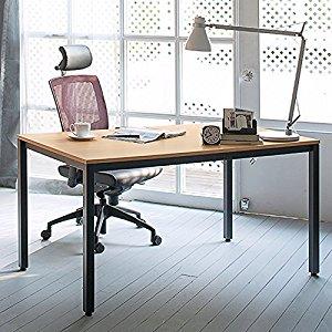 """55"""" Office Computer Desk- $99 AC + FS w/Prime"""