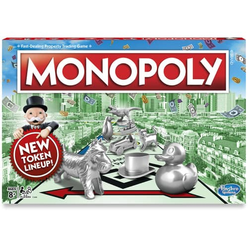 Monopoly Game $11.88