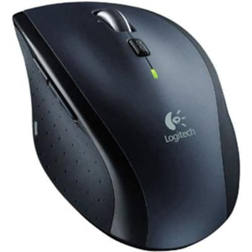Logitech Marathon Mouse M705 Wireless Laser Mouse (Black) $19.99 at Best Buy
