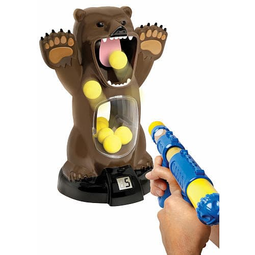 Sharper Image Hungry Bear Electronic Shooting Game $19.59