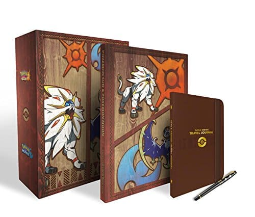 Pokemon Sun and Pokemon Moon: Official Strategy Guide Collector's Vault - $39.97 + Free Store Pickup