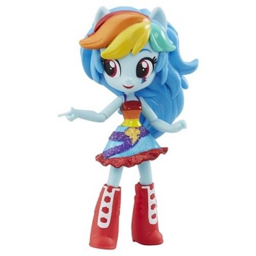My Little Pony Equestria Girls Minis School Dance Rainbow Dash + $4 - Free Store Pick-Up