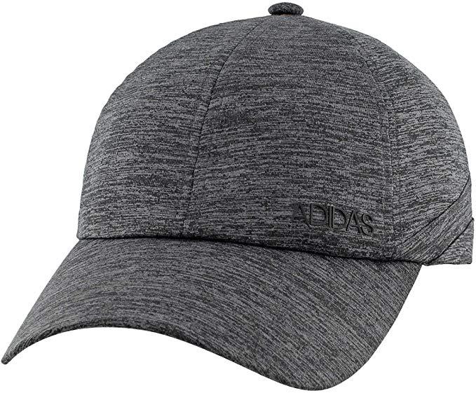 Adidas Women's Sport2street Cap, Black/Deepest Space Heather/Black, ONE SIZE $5.2