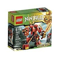 Amazon Deal: Lego Kai's Fire Mech $7.57 Amazon FS(prime)