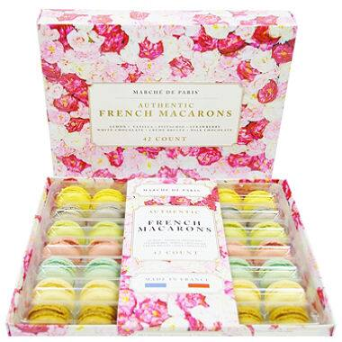 Marche De Paris French Macarons $44.48