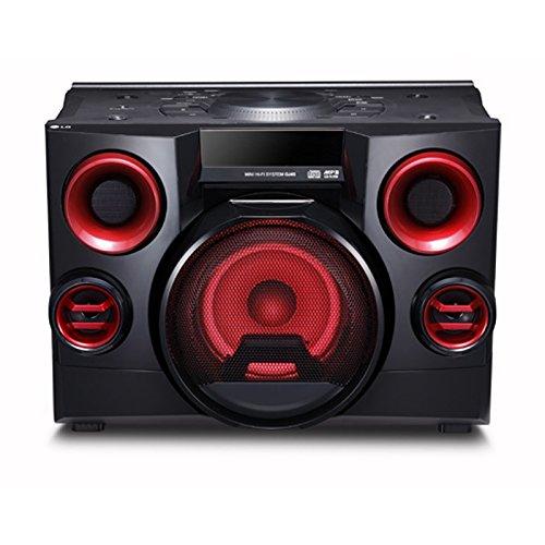 LG OJ45 120W LOUDR Hi-Fi Speaker System with Bluetooth Connectivity - $129.99