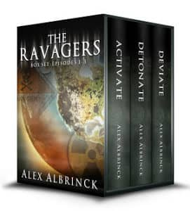 The Ravagers Box Set: Episodes 1-3 - Download for free